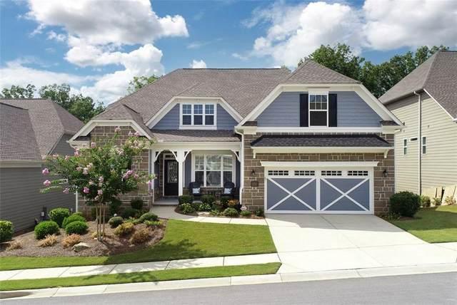 3758 Cresswind Parkway SW, Gainesville, GA 30504 (MLS #6929957) :: North Atlanta Home Team