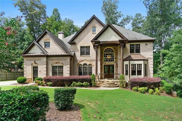 2152 Meadowcliff Drive, Atlanta, GA 30345 (MLS #6929990) :: North Atlanta Home Team