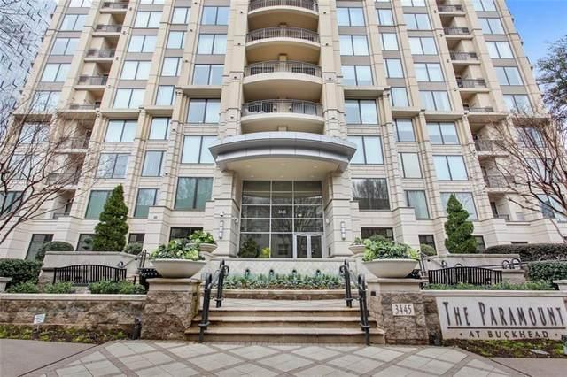 3445 Stratford Road #1203, Atlanta, GA 30326 (MLS #6930083) :: AlpharettaZen Expert Home Advisors