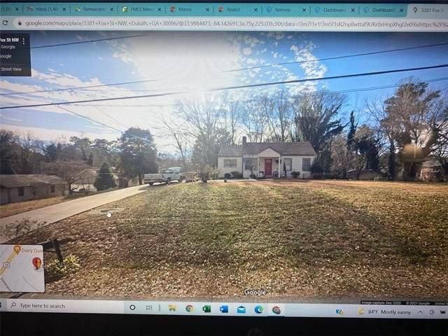 3381 Fox Street, Duluth, GA 30096 (MLS #6930103) :: RE/MAX Prestige