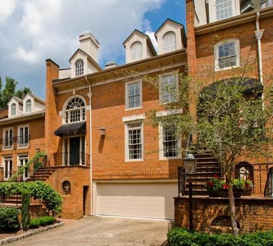 2600 Peachtree Road NW #21, Atlanta, GA 30305 (MLS #6930104) :: Good Living Real Estate