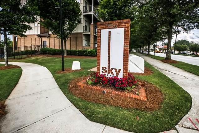 898 Oak Street SW #1401, Atlanta, GA 30310 (MLS #6930123) :: RE/MAX Paramount Properties