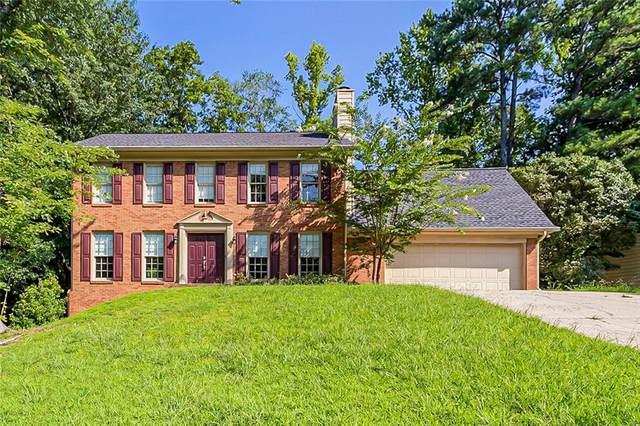 6389 Station Mill Drive, Peachtree Corners, GA 30092 (MLS #6930161) :: North Atlanta Home Team