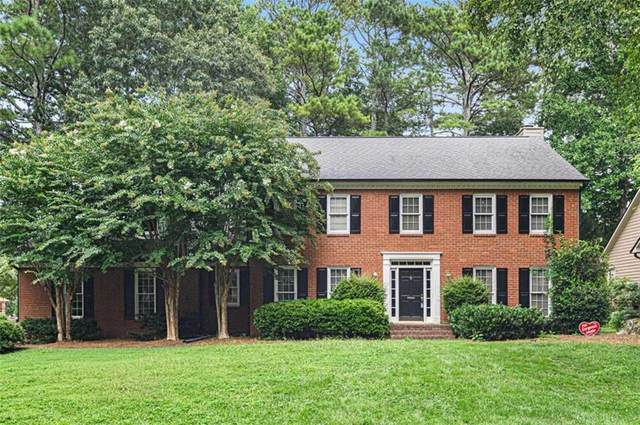 330 Galesburg, Lawrenceville, GA 30044 (MLS #6930218) :: North Atlanta Home Team