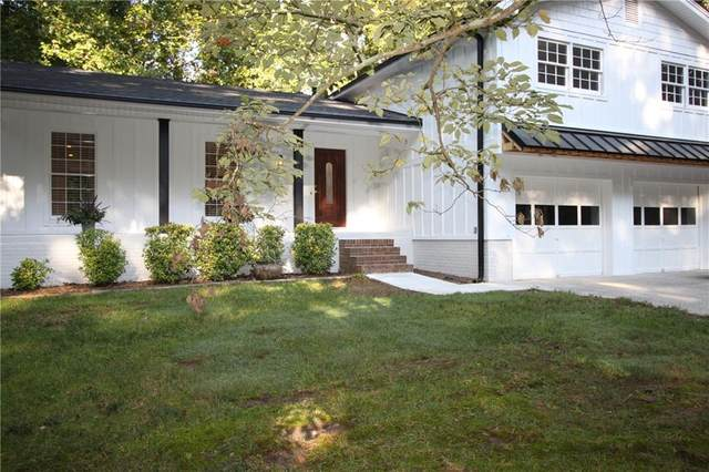 110 John Christopher Drive, Alpharetta, GA 30009 (MLS #6930226) :: North Atlanta Home Team