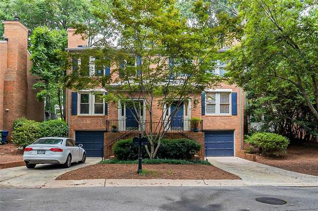 1125 Morningside Place NE, Atlanta, GA 30306 (MLS #6930244) :: Kennesaw Life Real Estate