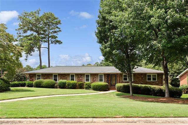 770 Huntington Place SE, Marietta, GA 30067 (MLS #6930254) :: Kennesaw Life Real Estate