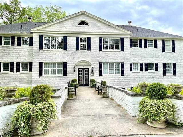 35 Sheridan Drive NE #11, Atlanta, GA 30305 (MLS #6930277) :: AlpharettaZen Expert Home Advisors