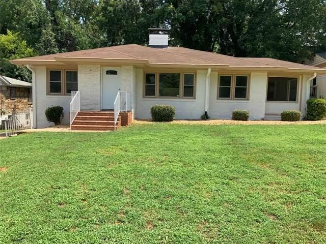 106 Morris Brown, Atlanta, GA 30314 (MLS #6930306) :: North Atlanta Home Team