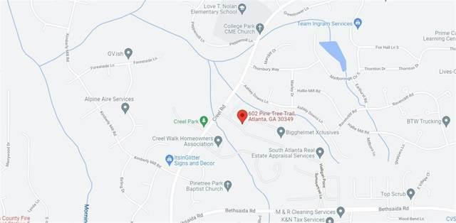 602 Pine Tree Trail, College Park, GA 30349 (MLS #6930474) :: North Atlanta Home Team