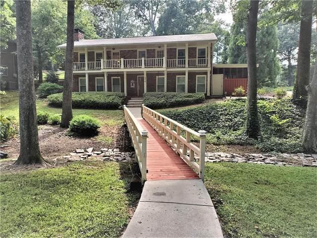 976 Vistavia Circle, Decatur, GA 30033 (MLS #6930673) :: The Hinsons - Mike Hinson & Harriet Hinson