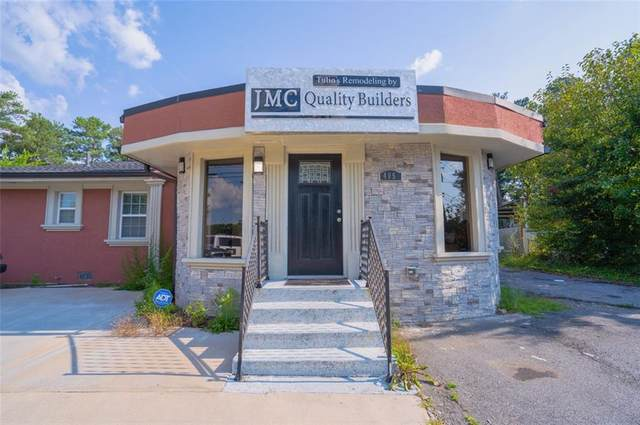 405 Pat Mell Road SW, Marietta, GA 30060 (MLS #6930688) :: The Hinsons - Mike Hinson & Harriet Hinson