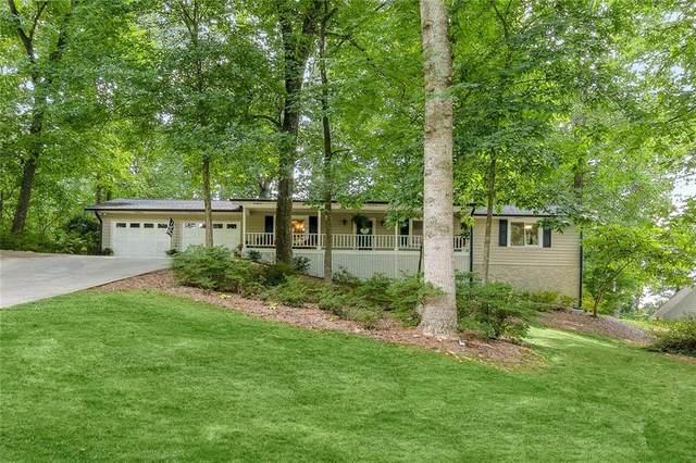 4205 Brandon Ridge Drive NE, Marietta, GA 30066 (MLS #6930701) :: North Atlanta Home Team