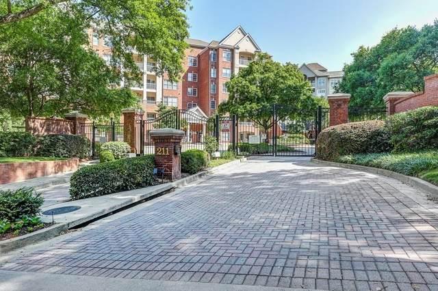 211 Colonial Homes Drive NW #2508, Atlanta, GA 30309 (MLS #6930747) :: The Kroupa Team | Berkshire Hathaway HomeServices Georgia Properties