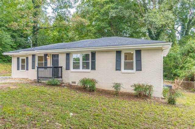 3102 Robin Road, Decatur, GA 30032 (MLS #6930798) :: The Hinsons - Mike Hinson & Harriet Hinson