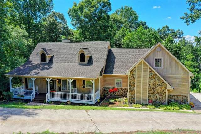 2911 Rivercrest Drive, Gainesville, GA 30507 (MLS #6930803) :: North Atlanta Home Team