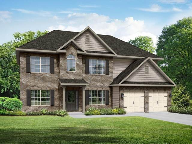 45 North Village Circle, Rydal, GA 30171 (MLS #6930834) :: North Atlanta Home Team