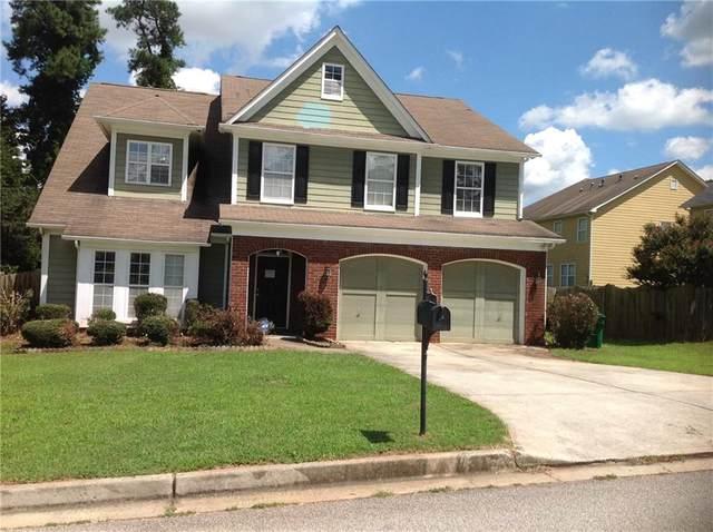 4574 Stone Lane, Stone Mountain, GA 30083 (MLS #6930841) :: North Atlanta Home Team