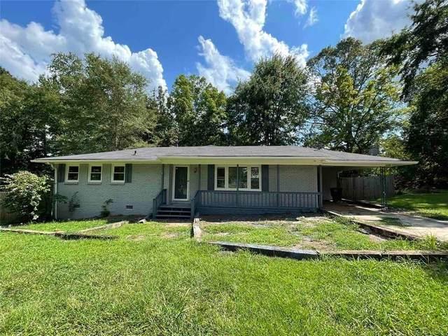 1841 Freeman Road, Jonesboro, GA 30236 (MLS #6930845) :: North Atlanta Home Team