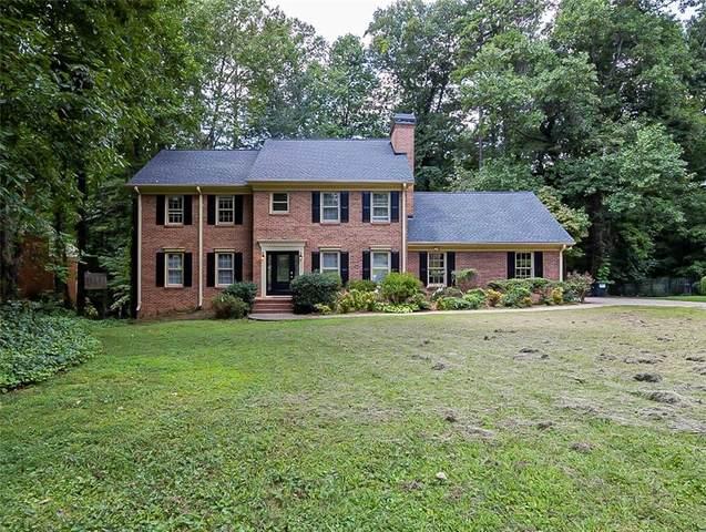 2848 Gant Quarters Circle, Marietta, GA 30068 (MLS #6930928) :: North Atlanta Home Team