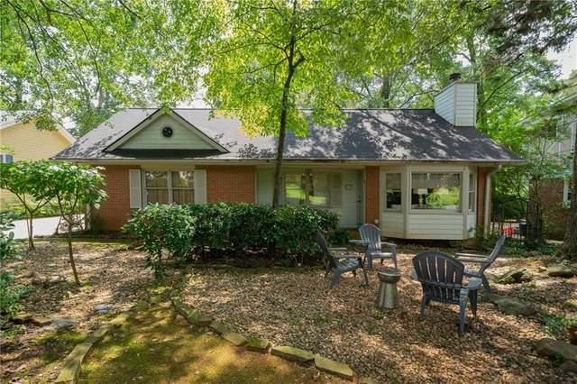 435 S Columbia Drive, Decatur, GA 30030 (MLS #6930939) :: North Atlanta Home Team