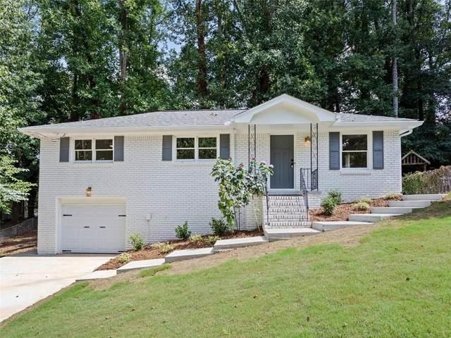 1050 Clifton Circle SE, Smyrna, GA 30080 (MLS #6930961) :: North Atlanta Home Team