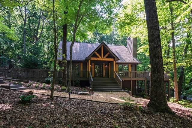 53 Valley View Drive, Big Canoe, GA 30143 (MLS #6931003) :: North Atlanta Home Team