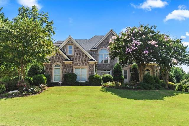 3548 Lake Ridge Drive, Gainesville, GA 30506 (MLS #6931040) :: RE/MAX Paramount Properties
