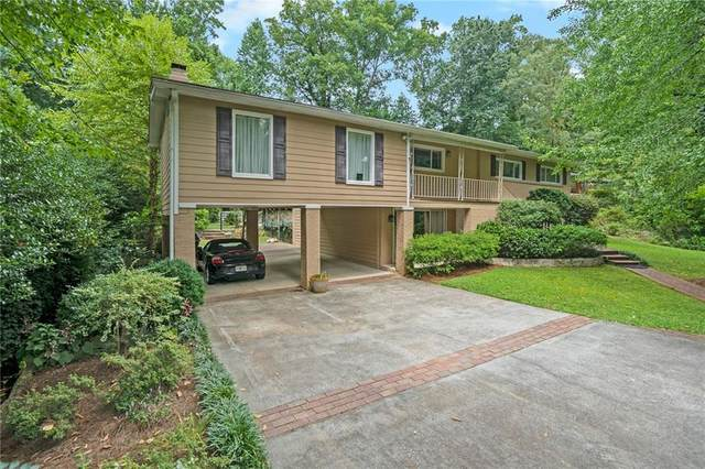 3800 Donaldson Drive, Chamblee, GA 30341 (MLS #6931106) :: AlpharettaZen Expert Home Advisors