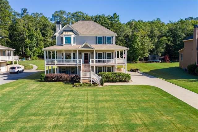 27 Riverview Trail, Euharlee, GA 30145 (MLS #6931149) :: Path & Post Real Estate
