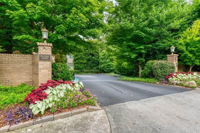 2734 Peachtree Road C304, Atlanta, GA 30305 (MLS #6931224) :: RE/MAX Paramount Properties