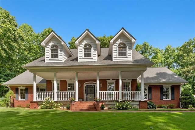 673 Billings Farm Lane, Canton, GA 30115 (MLS #6931289) :: The Heyl Group at Keller Williams