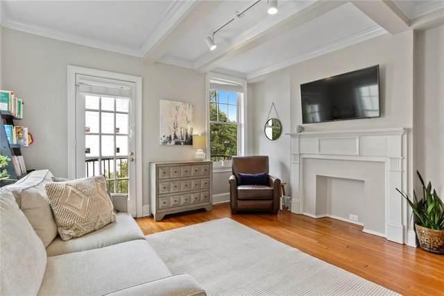 2840 Peachtree Road NW #406, Atlanta, GA 30305 (MLS #6931318) :: Kennesaw Life Real Estate