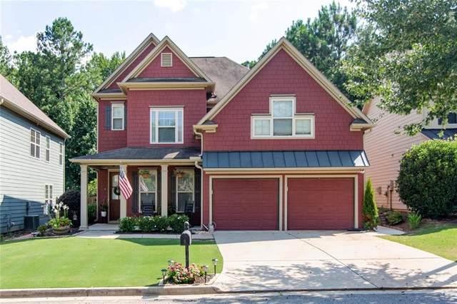 311 Downing Creek Trail, Canton, GA 30114 (MLS #6931327) :: North Atlanta Home Team