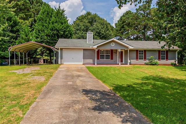205 Mcintosh Trail, Griffin, GA 30223 (MLS #6931335) :: North Atlanta Home Team