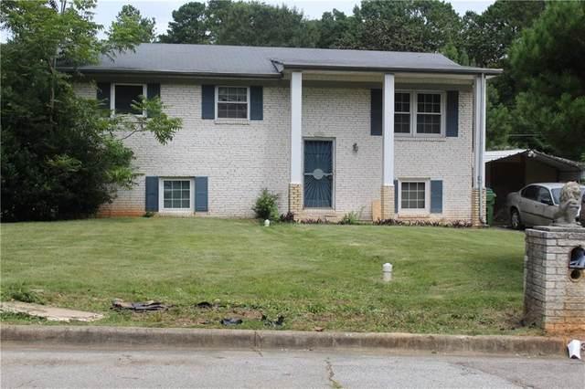 3779 Rockport Place SW, Atlanta, GA 30331 (MLS #6931345) :: North Atlanta Home Team