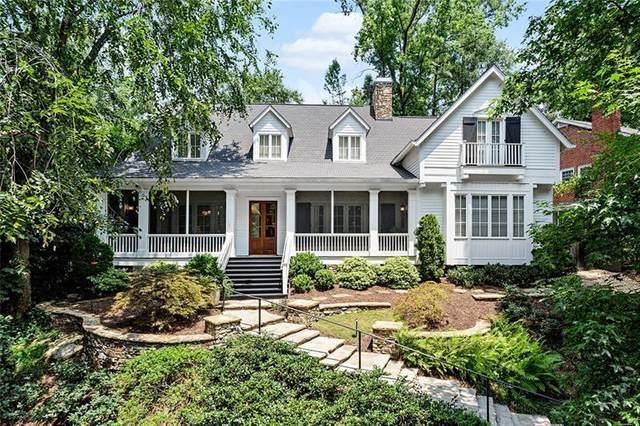 400 Beverly Road NE, Atlanta, GA 30309 (MLS #6931350) :: Cindy's Realty Group