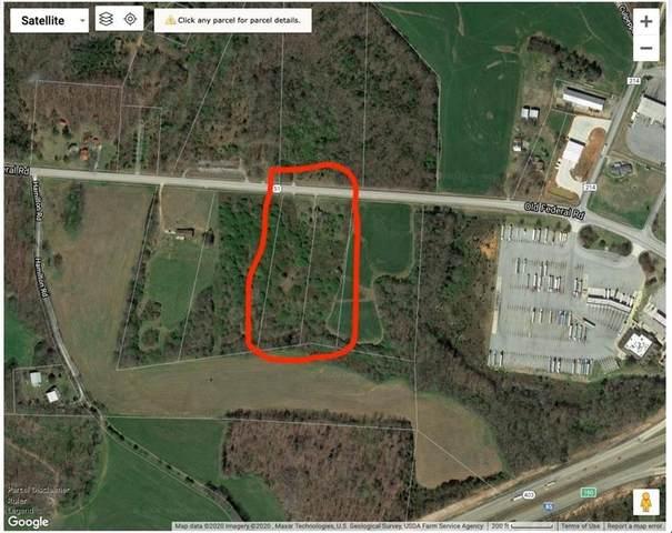0 Old Federal Road, Carnesville, GA 30521 (MLS #6931372) :: North Atlanta Home Team
