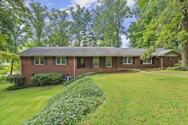 381 Keeler Woods Drive NW, Marietta, GA 30064 (MLS #6931466) :: North Atlanta Home Team
