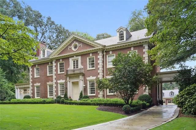 1609#A S Ponce De Leon Avenue NE, Atlanta, GA 30307 (MLS #6931476) :: Kennesaw Life Real Estate