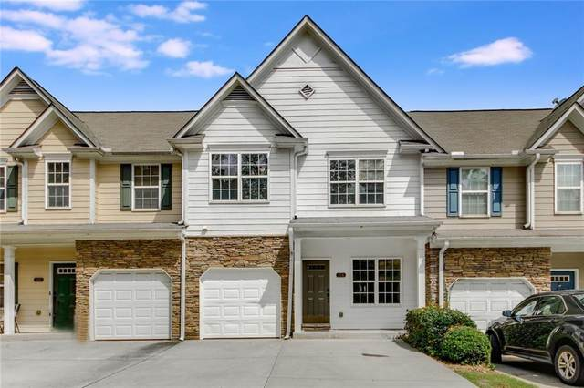378 Guibor Court NW #4, Kennesaw, GA 30144 (MLS #6931564) :: The Hinsons - Mike Hinson & Harriet Hinson