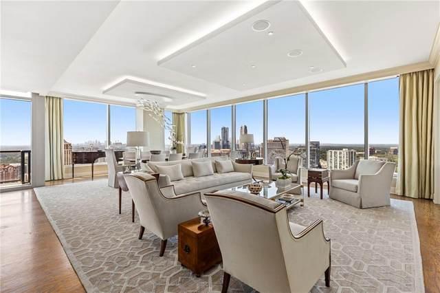 3630 Peachtree Road NE #2303, Atlanta, GA 30326 (MLS #6931625) :: Kennesaw Life Real Estate