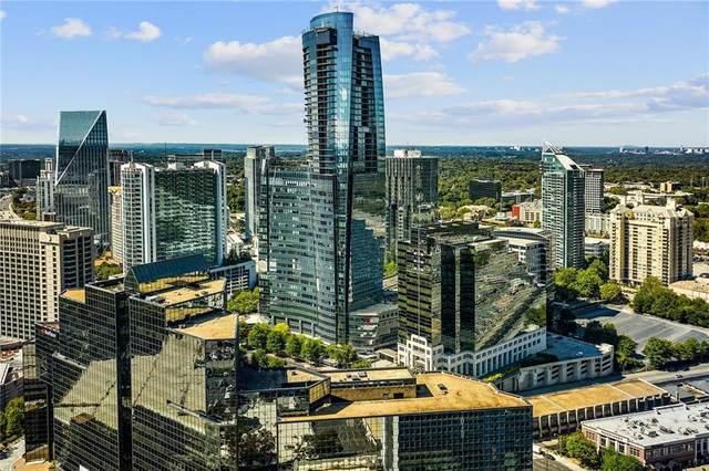 3344 Peachtree Road NE #4204, Atlanta, GA 30326 (MLS #6931673) :: Tonda Booker Real Estate Sales