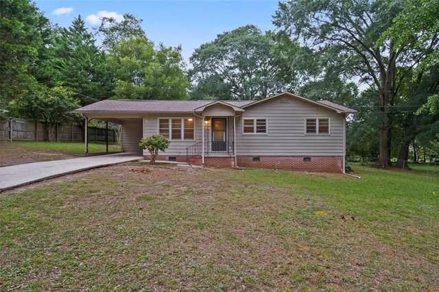 127 Hunts Drive, Calhoun, GA 30701 (MLS #6931733) :: North Atlanta Home Team
