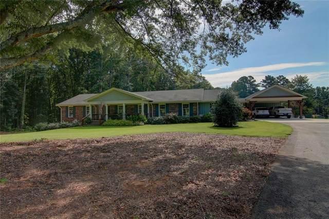 5814 Highway 20 S, Covington, GA 30016 (MLS #6931745) :: Path & Post Real Estate