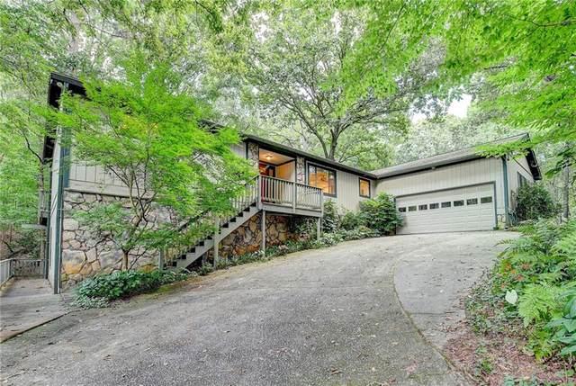 551 Lakeshore Drive, Berkeley Lake, GA 30096 (MLS #6931795) :: North Atlanta Home Team