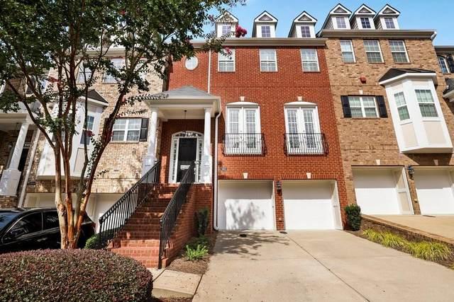 1602 Rivergreen Court SE, Atlanta, GA 30339 (MLS #6931835) :: Tonda Booker Real Estate Sales