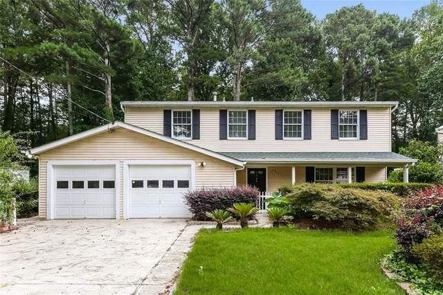 5008 Rockborough Trail, Norcross, GA 30071 (MLS #6931899) :: North Atlanta Home Team