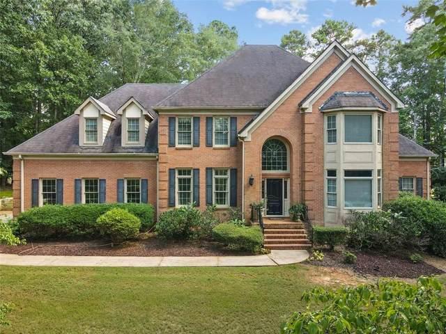 305 Birkdale Drive, Fayetteville, GA 30215 (MLS #6931906) :: HergGroup Atlanta