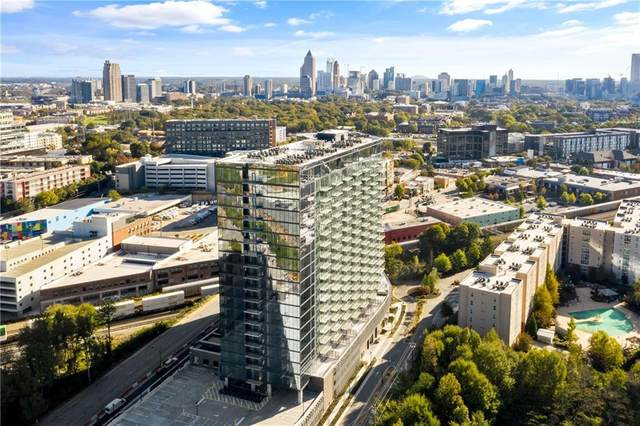 788 W Marietta Street #1414, Atlanta, GA 30318 (MLS #6932076) :: The Hinsons - Mike Hinson & Harriet Hinson